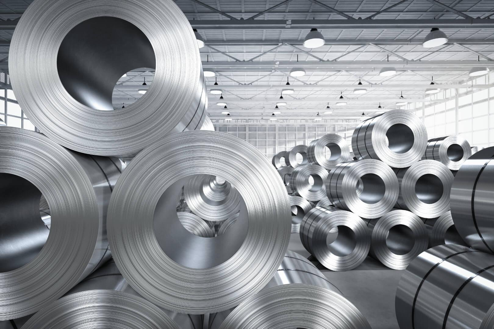 Metal producers & steel service centers