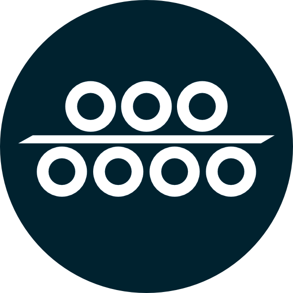 Automatic straightening icon