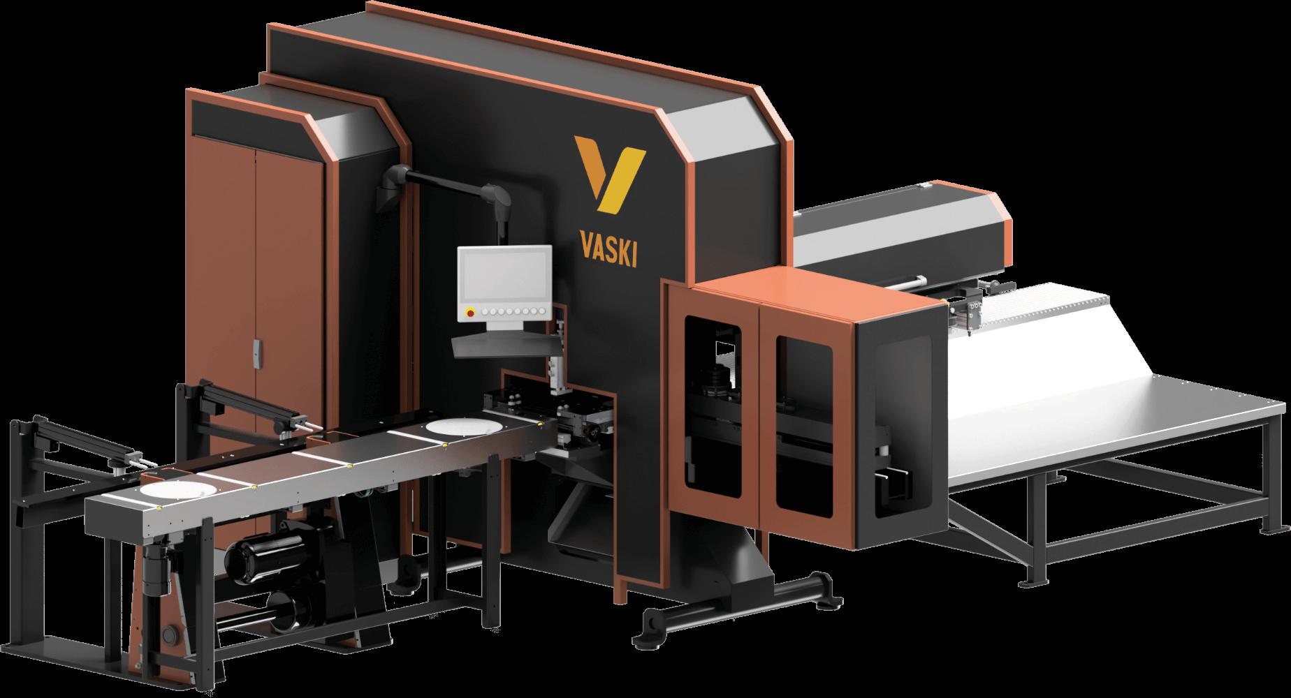 Image of VaskiPUNCH Legacy machine